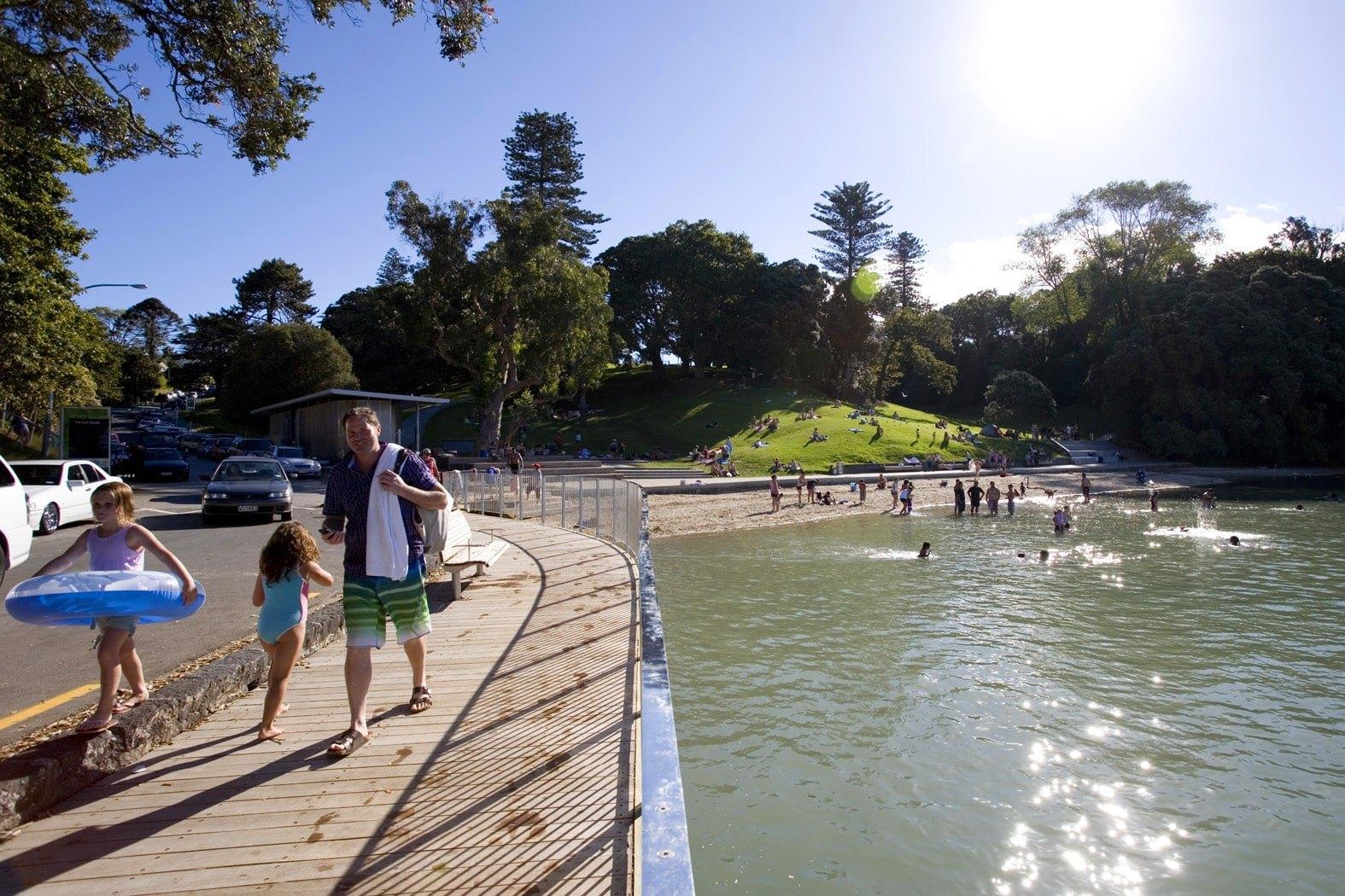 International Federation of Landscape Architects (IFLA) Asia Pacific Merit Award: Taurarua Judges Bay, Auckland